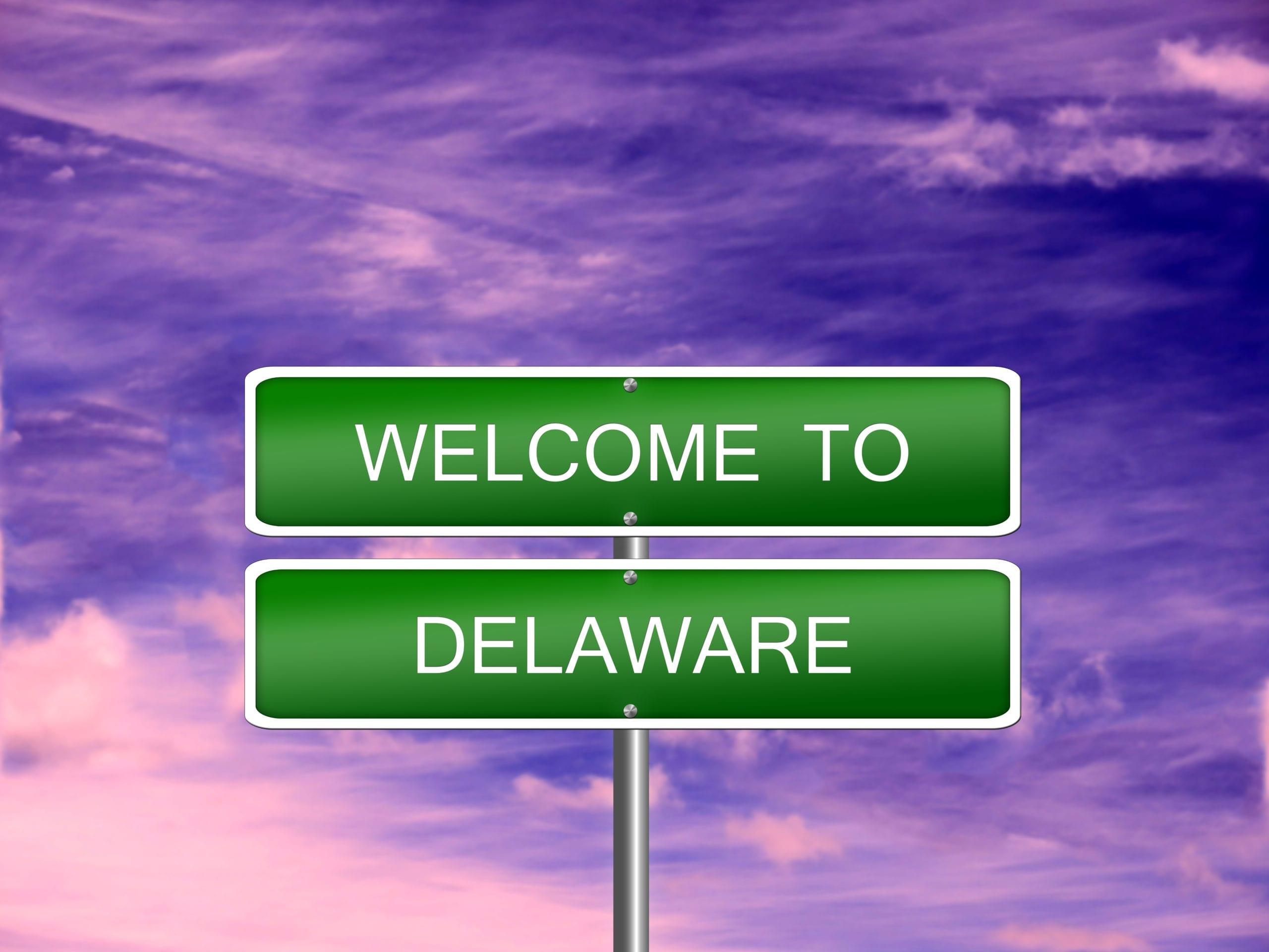 valid will Delaware