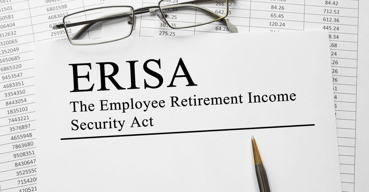 challenge the denial of life insurance benefits under ERISA