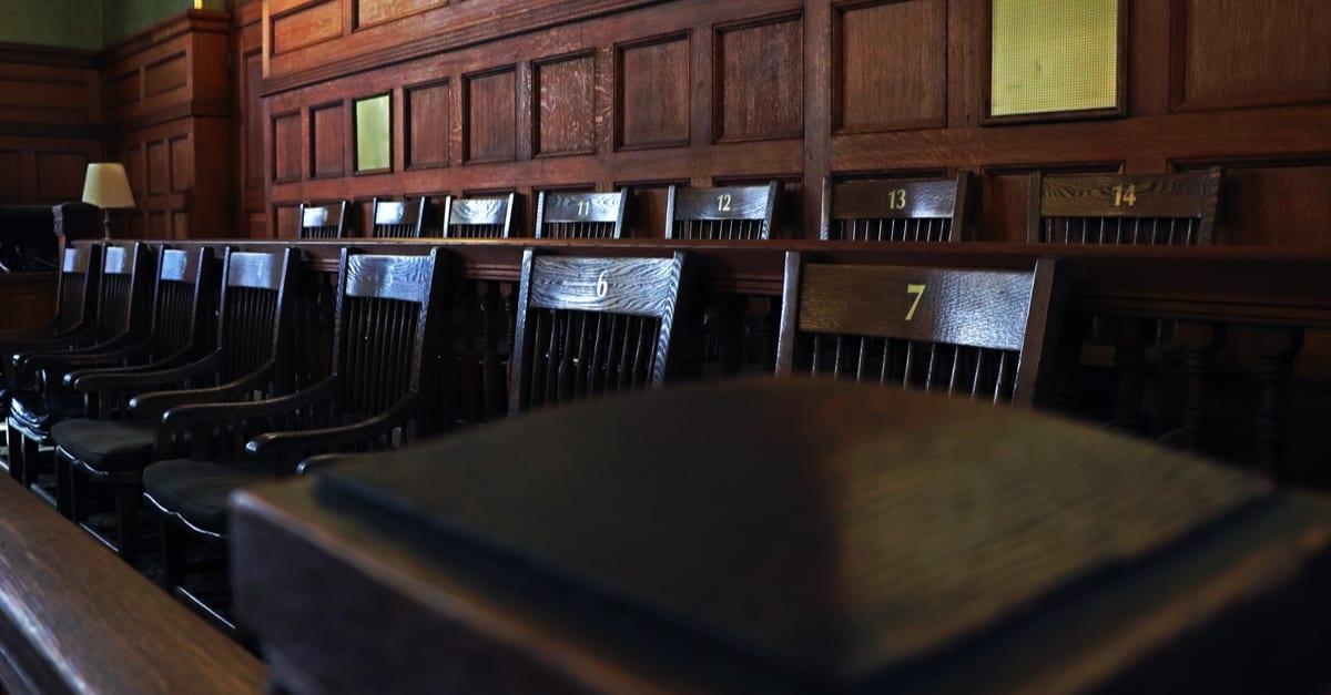 jury trial Texas trust
