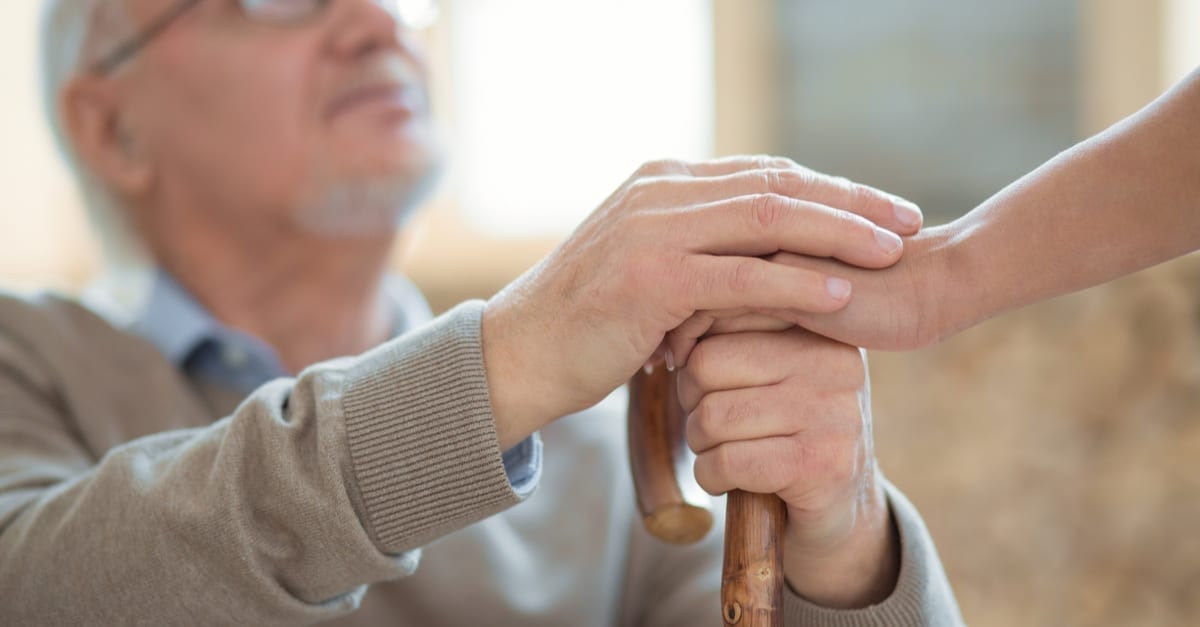 caregivers who marry a dependent adult
