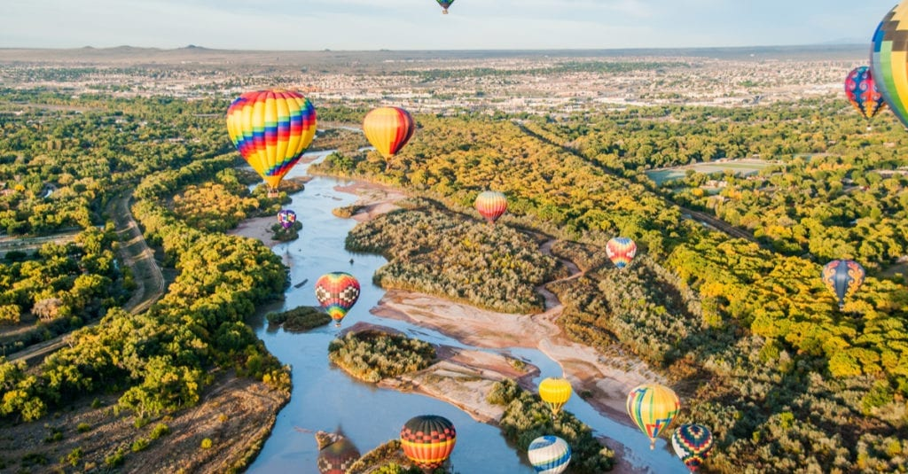 surviving spouse rights New Mexico