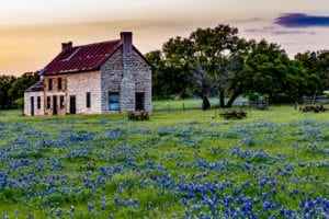 partition actions in texas for inherited property