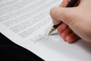 beneficiary witness will Oklahoma