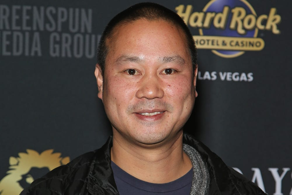 tony hsieh intestate
